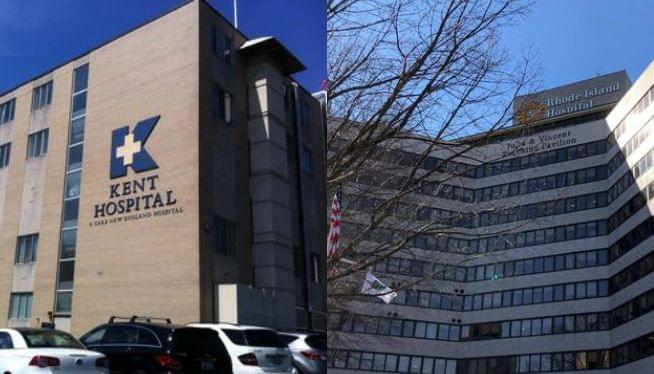 RI hospital groups and Brown announce merger deal