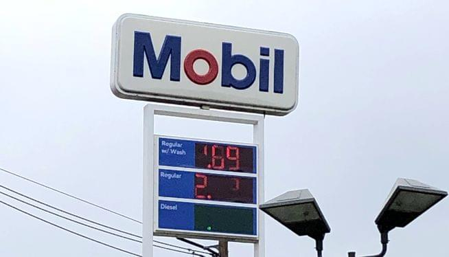Rhode Island gas prices down; trend likely to continue