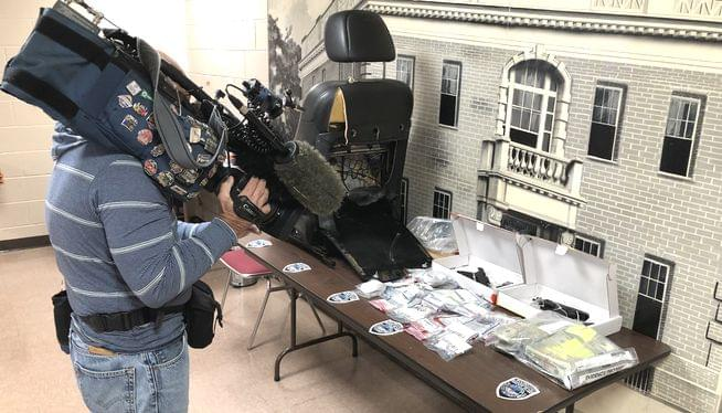 Woonsocket sweep nets 19 arrests, drugs, guns and cash