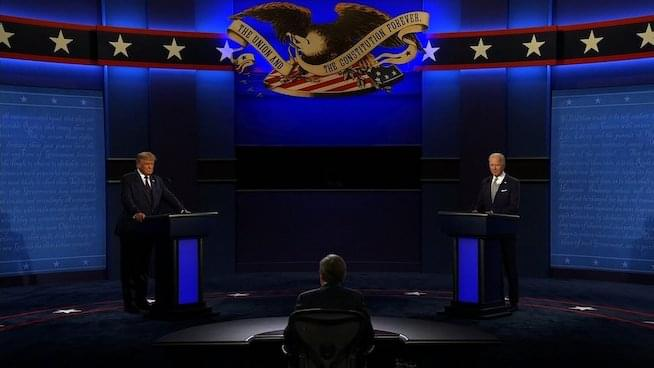 AP FACT CHECK: False claims flood Trump-Biden debate
