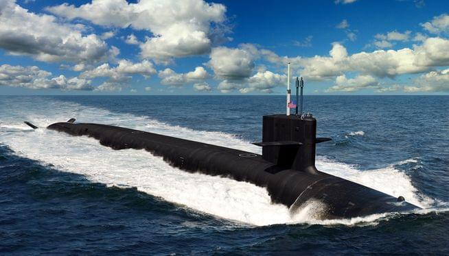 Walsh, Raimondo push apprentice programs at submarine maker