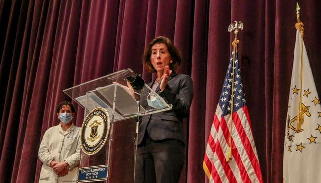 Raimondo: RI headed for 'extreme measures' as virus worsens