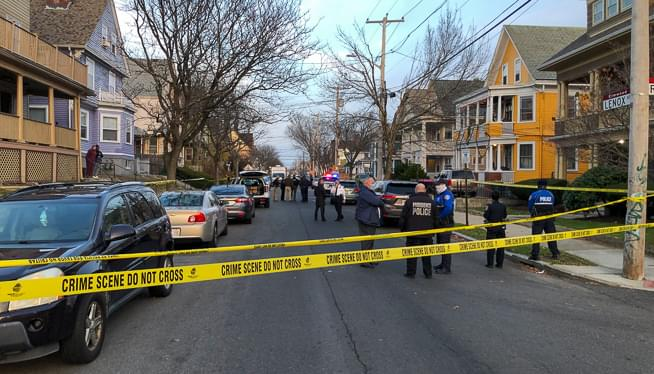 Providence reports spike in gun violence