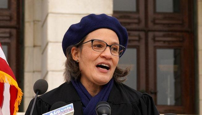 RI high court gains first woman of color