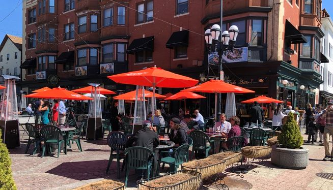 """Outdoor dining in Providence to become """"supercharged"""""""