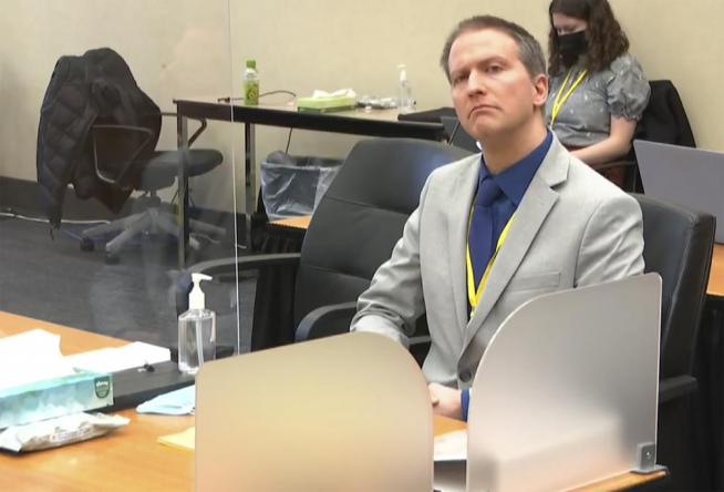 Former Minneapolis cop Derek Chauvin found guilty on all charges in death of George Floyd