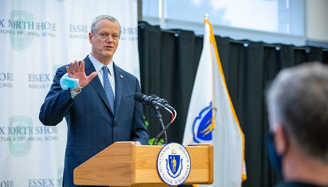 Baker signs order lifting state of emergency on June 15