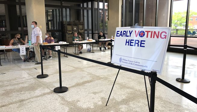Massachusetts lawmakers push to extend mail-in, early voting