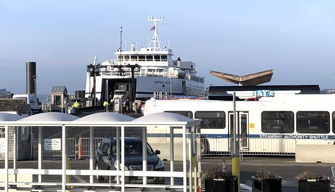 Man charged with sexually assaulting passenger on ferry