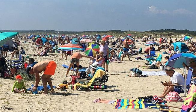 Mass. reminds vendors: No alcohol delivery to public beaches