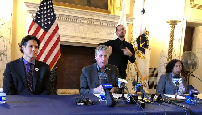Rhode Island works on vaccine incentive plan to help charity