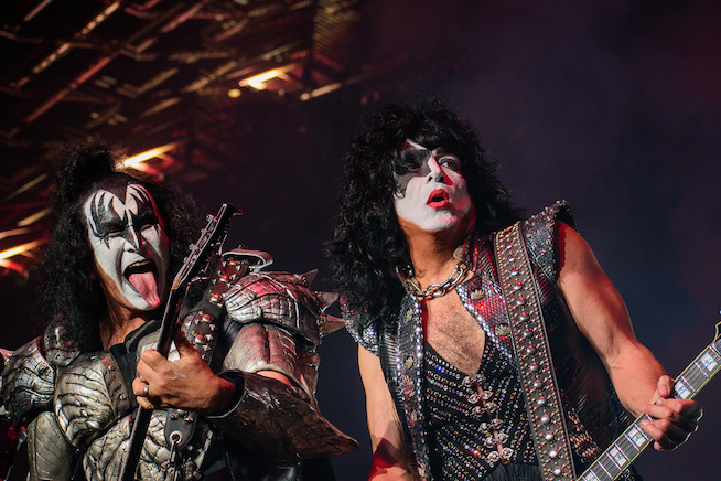 PHOTOS: KISS relaunches 'End of the Road' tour in Mansfield