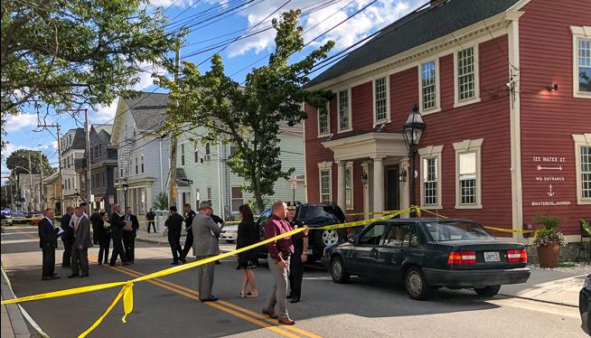 Shooting at Rhode Island social club leaves 2 dead, 1 hurt