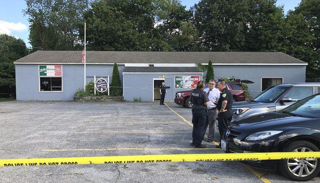 Medical Examiner: Warren gunman died by suicide