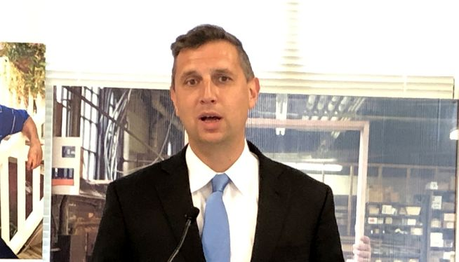 Treasurer Magaziner to announce run for governor