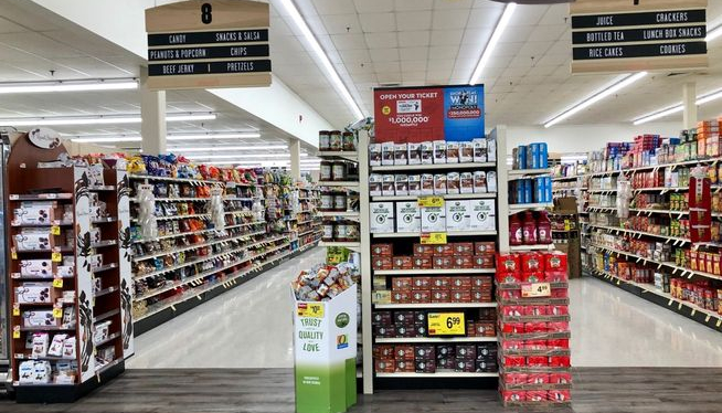 Federal grant to help supermarkets save on refrigeration