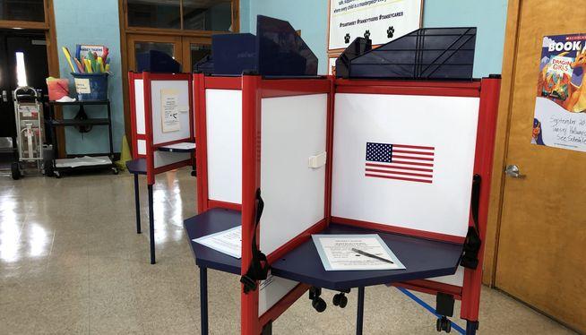 Massachusetts Senate debates bill to expand voting rights
