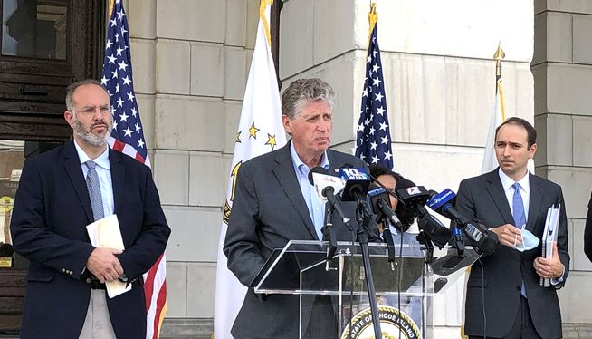 Governor unveils plans to spend $113M in federal money