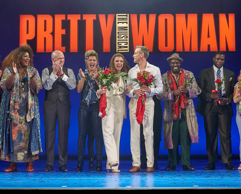 Pretty Woman Starts National Tour at PPAC