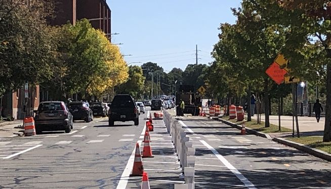 State, Feds won't get involved in controversial bike lane