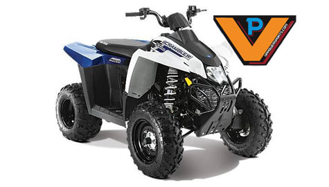 Win a 2012 Polaris Scrambler 500!