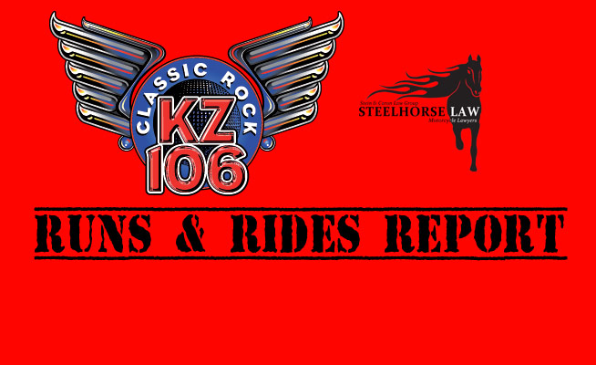 Check out the report Friday afternoons at 6:20!