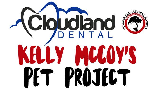 Kelly McCoy's Pet Project