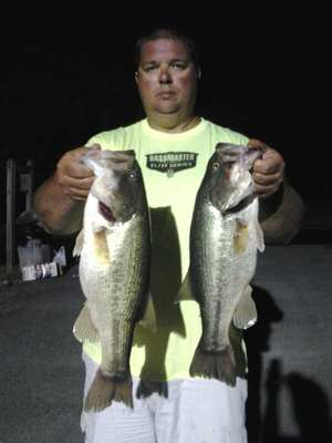 Kiss My Bass Week 3 Winner: Nadine & Steve Swafford