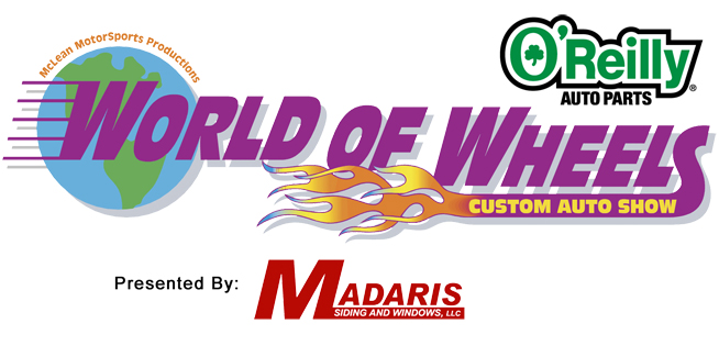 Don't miss the 50th O'Reilly World of Wheels!