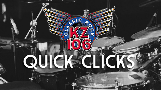 KZ QUICK CLICKS Music News: 1/19/18