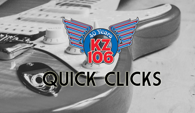 Quick Clicks Music News 2/16
