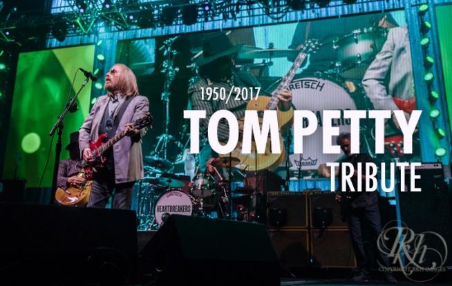 """Chris Stapleton Tributes Tom Petty During Grammys """"In Memoriam"""" Feature"""