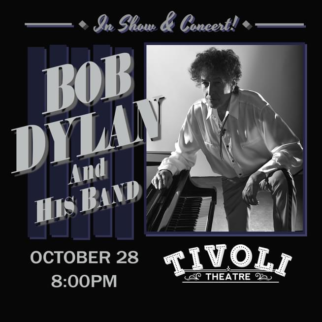 Don't Miss Bob Dylan
