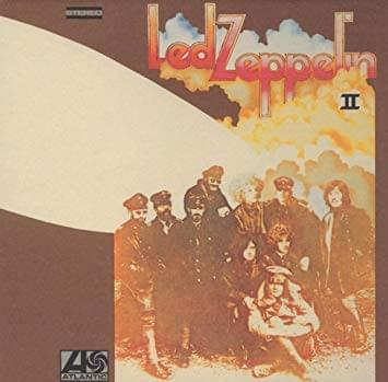 LED ZEPPELIN II 50TH ANNIVERSARY