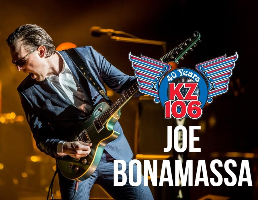 Joe Bonamassa, March 3rd