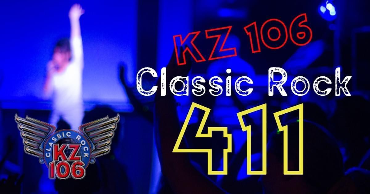 KZ106 ROCK 411