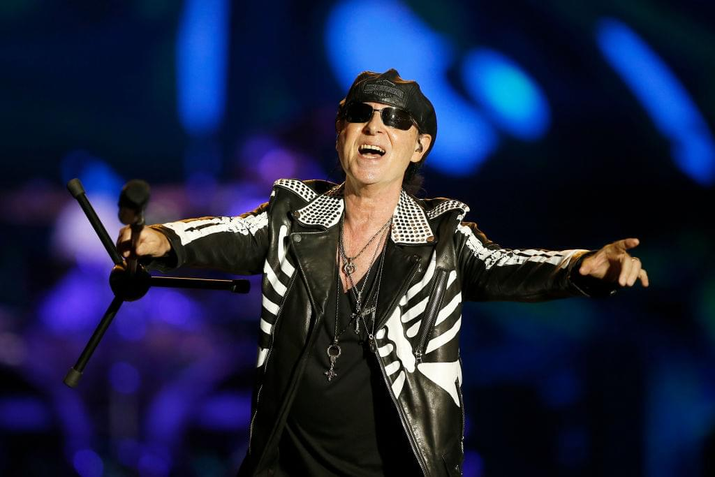 Scorpions at Work on New Album