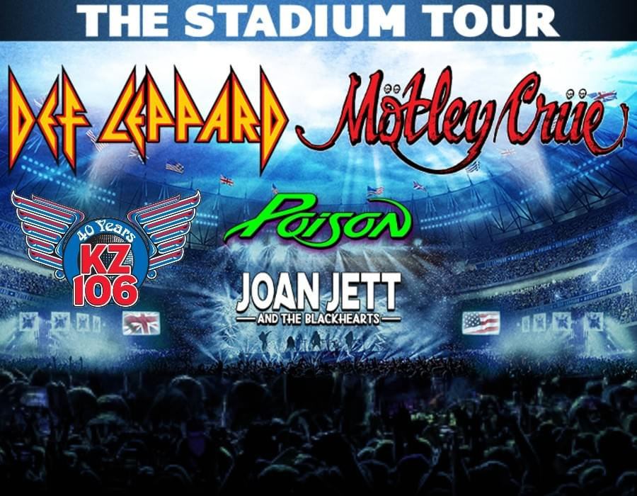 THE STADIUM TOUR IS COMING TO NASHVILLE!