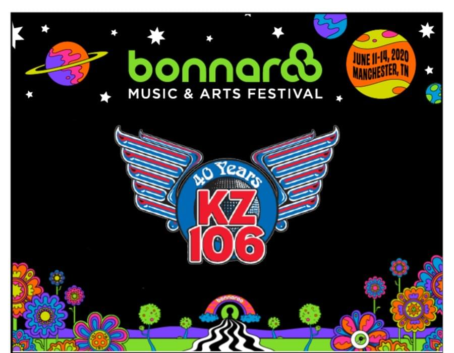 Bonnaroo Music & Arts Festival,  June 11-14 Manchester
