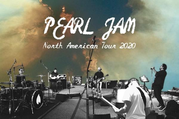 Pearl Jam Hit Nashville in 2020