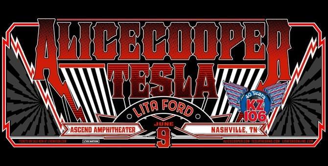 Alice Cooper Announces Summer Tour
