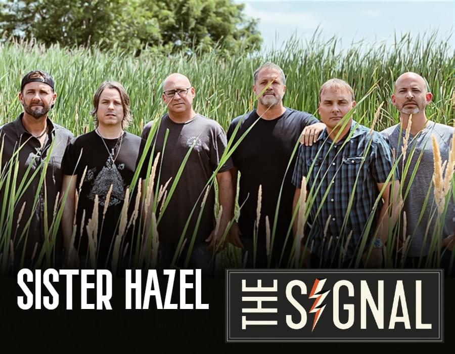 Win Tickets to see Sister Hazel at The Signal!