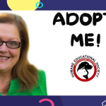 ADOPT KELLY McCOY!