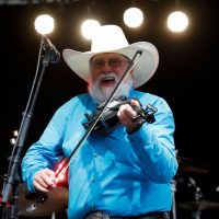 The Charlie Daniels Band Performs On Fox & Friends' All-American Summer Concert Series