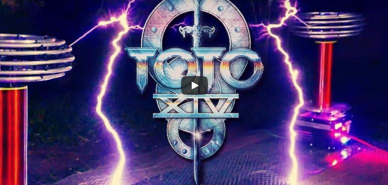 Toto Played on Tesla Coils