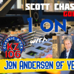 Scott Chase 1 on 1 with Jon Anderson of Yes
