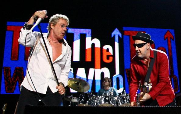 The Who Dig Into the Archives