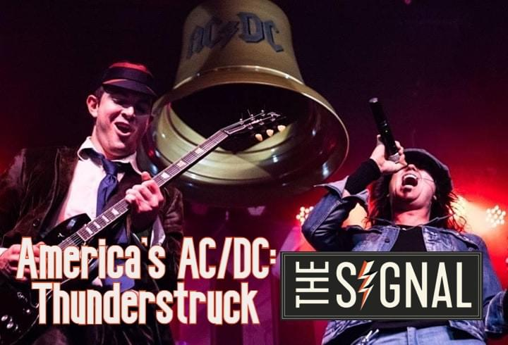 Thunderstruck, December 12th The Signal