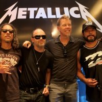 F1 Rocks in India with Vladivar - Metallica Concert
