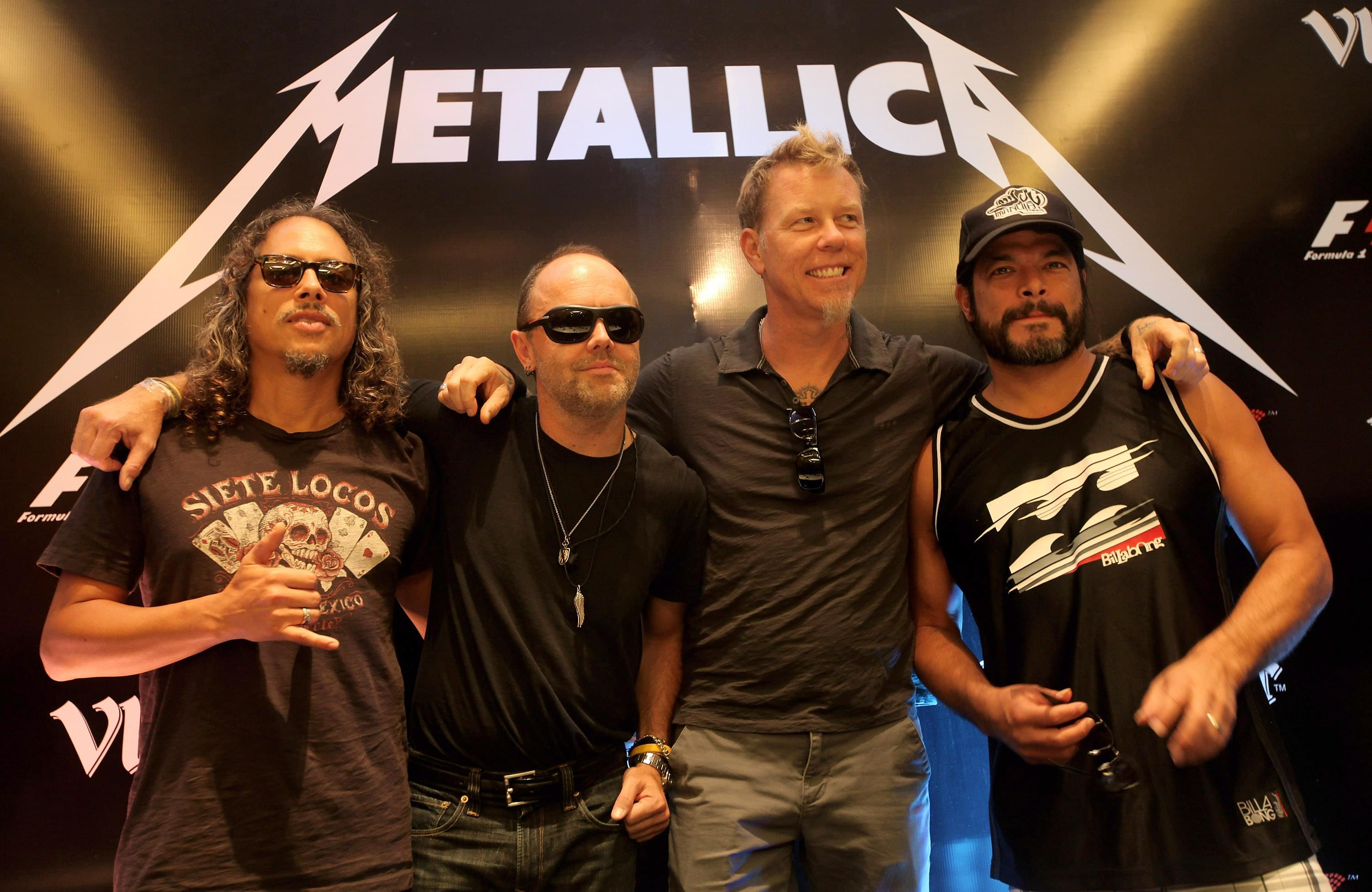 …and Metallica For All